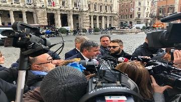 7 - Il Governo incontra i sindacati a Palazzo Chigi