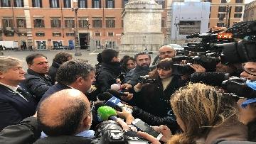 8 - Il Governo incontra i sindacati a Palazzo Chigi