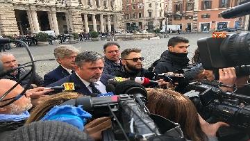 6 - Il Governo incontra i sindacati a Palazzo Chigi
