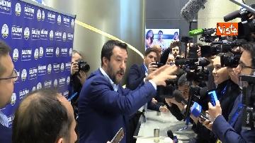 6 - Salvini comincia la campagna elettorale insieme agli alleati sovranisti