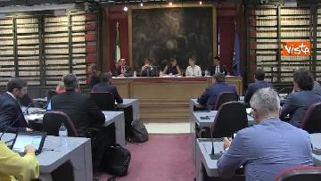 8 - Di Maio in audizione in commissione Finanze e Lavoro immagini