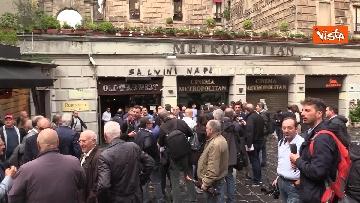1 - Salvini presenta la campagna elettorale in Campania, le immagini