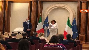 2 - La cerimonia del Ventaglio al Senato con presidente Casellati
