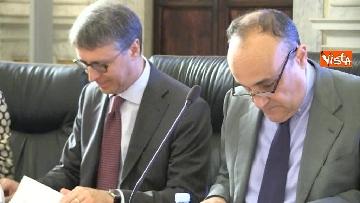 8 - Presentato rapporto su Whistleblowing con Cantone, Pignatone e Bonisoli