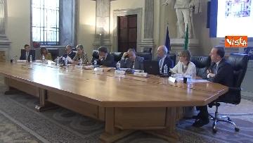 11 - Presentato rapporto su Whistleblowing con Cantone, Pignatone e Bonisoli