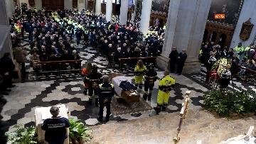 4 - Mattarella ai Funerali di Stato dell'on. Giuseppe Zamberletti