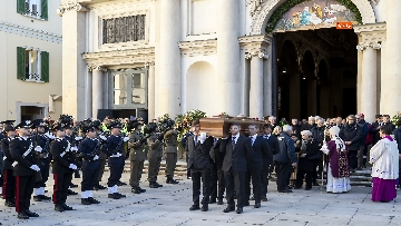 7 - Mattarella ai Funerali di Stato dell'on. Giuseppe Zamberletti