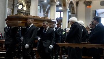 3 - Mattarella ai Funerali di Stato dell'on. Giuseppe Zamberletti