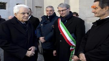 2 - Mattarella ai Funerali di Stato dell'on. Giuseppe Zamberletti