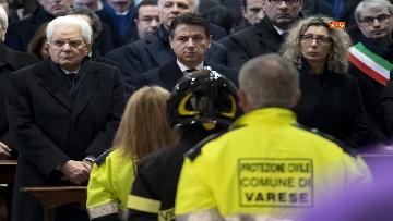 5 - Mattarella ai Funerali di Stato dell'on. Giuseppe Zamberletti