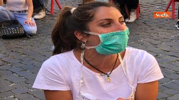 11 - Nidi privati, la protesta a Montecitorio contro il dl Rilancio