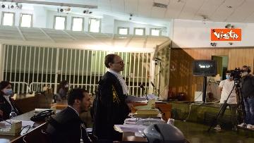 7 - Processo a dirottatore scuolabus Sy, le immagini dell'udienza