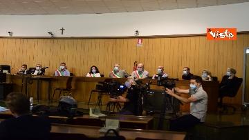 8 - Processo a dirottatore scuolabus Sy, le immagini dell'udienza