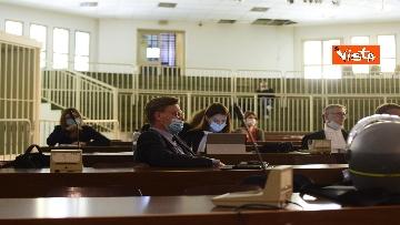 5 - Processo a dirottatore scuolabus Sy, le immagini dell'udienza