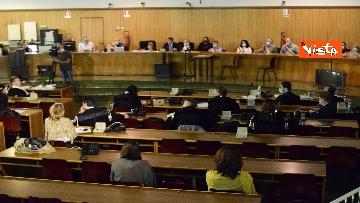 3 - Processo a dirottatore scuolabus Sy, le immagini dell'udienza
