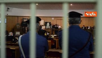 2 - Processo a dirottatore scuolabus Sy, le immagini dell'udienza