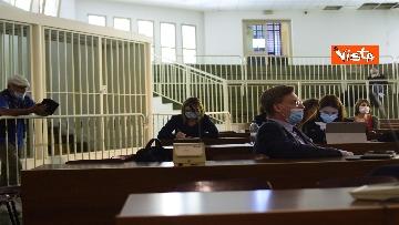 6 - Processo a dirottatore scuolabus Sy, le immagini dell'udienza