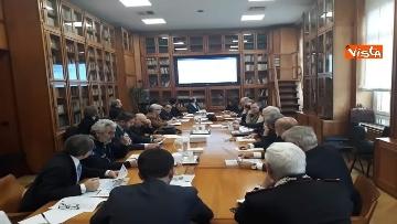 1 - Coronavirus, si riunisce la task force al Ministero della Salute
