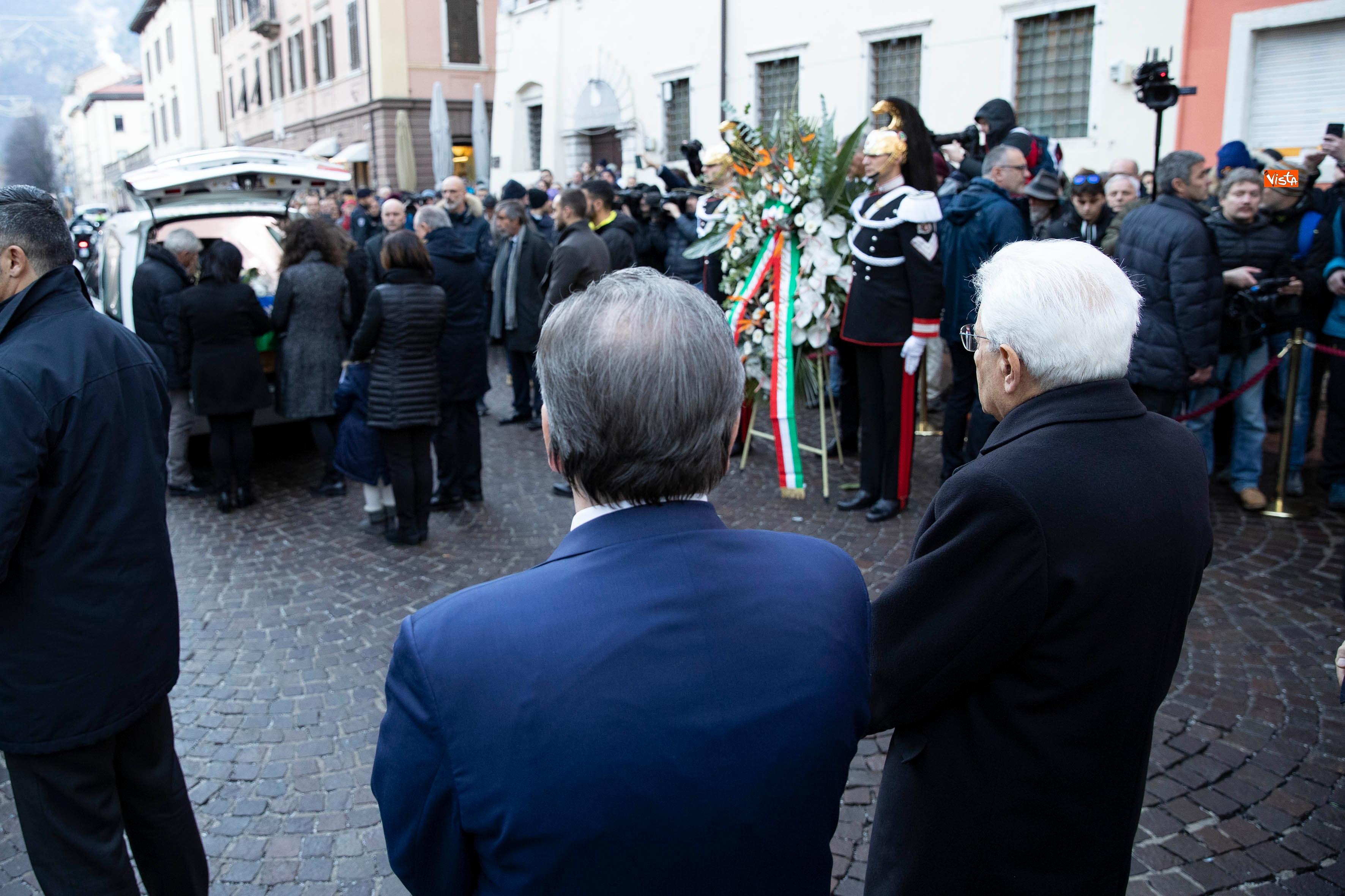 Il Presidente Mattarella partecipa alle esequie solenni di Antonio Megalizzi _03