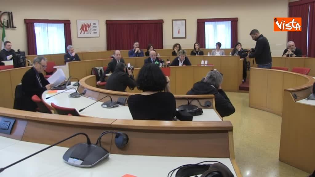 30-03-18 Cgil e Federconsumatori in conferenza su Morgan Stanley
