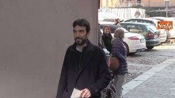 5 - Primarie Pd, il voto di Maurizio Martina a Bergamo