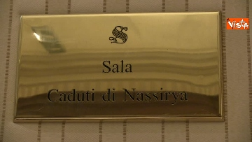 1 - Da Centinaio a Laforgia, i senatori si registrano a Palazzo Madama