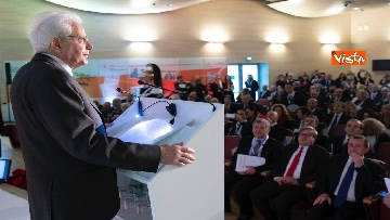 4 - Mattarella partecipa alle celebrazioni per i 40 anni del Sistema Sanitario Nazionale