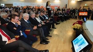 7 - Mattarella partecipa alle celebrazioni per i 40 anni del Sistema Sanitario Nazionale