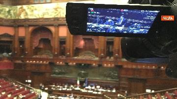 2 - Conte riferisce in aula Camera sul Consiglio Ue