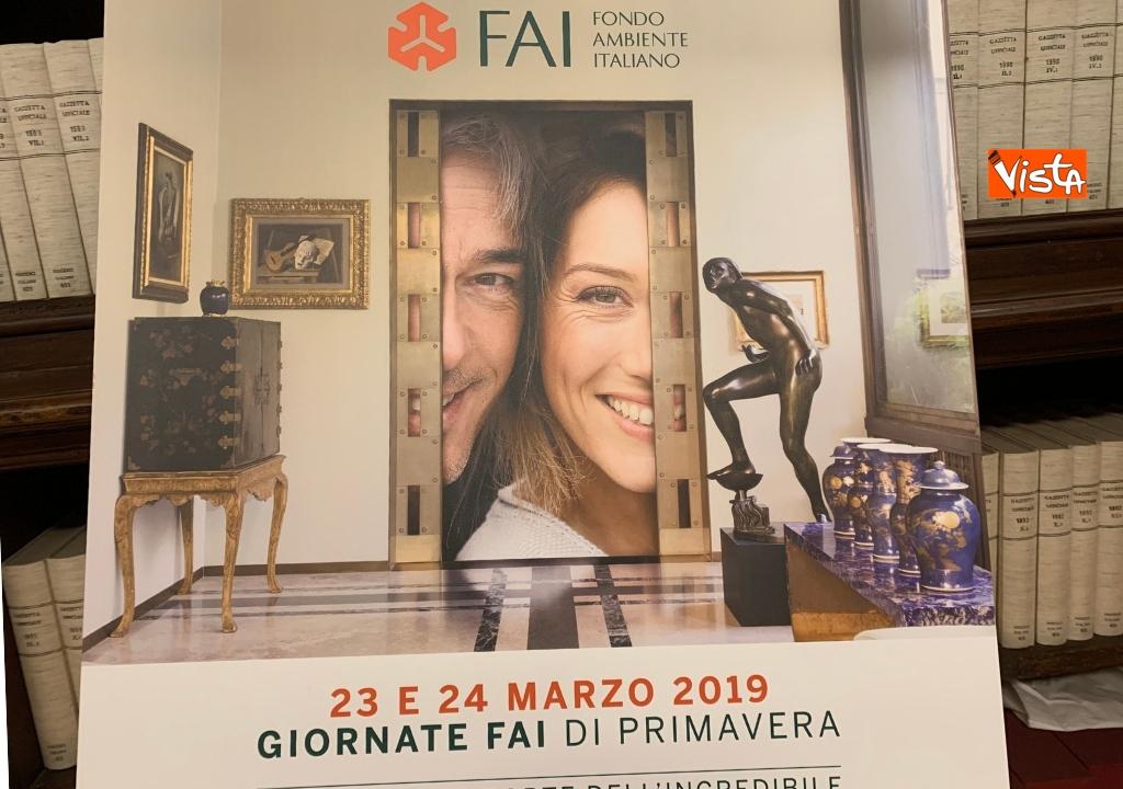 13-03-19 Bonisoli a presentazione giornate FAI primavera 2019 04
