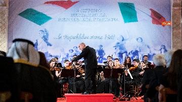 6 - Il concerto per la Festa della Repubblica al Quirinale