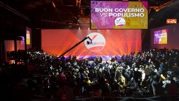 1 - Assemblea Italia Viva, le immagini dal Congresso