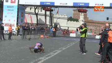 12 - La 24/a edizione della Maratona di Roma