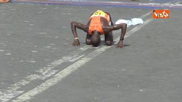 9 - La 24/a edizione della Maratona di Roma