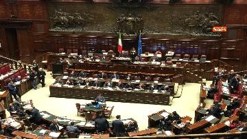 1 - Il voto di fiducia sulla Manovra alla Camera dei Deputati