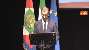 3 - Il presidente della Repubblica Mattarella all'inaugurazione della XXII Triennale di Milano