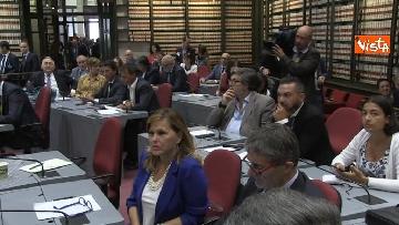 2 - Il Ministro dei Trasporti Toninelli in audizione a Montecitorio