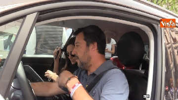 3 - Il comizio di Salvini a Cantù