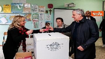 1 - Europee, il voto di Tajani