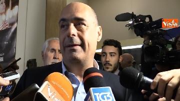 5 - Europee, Zingaretti lancia la campagna elettorale a Milano