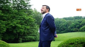 5 - Salvini a villa Firenze