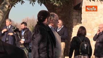 16 - Il Partito Democratico si riunisce in seminario nell'Abbazia di San Pastore a Contigliano