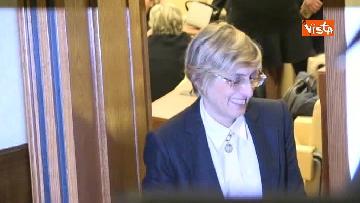 4 - Primo giorno per Giulia Bongiorno, da avvocato a senatrice della Lega