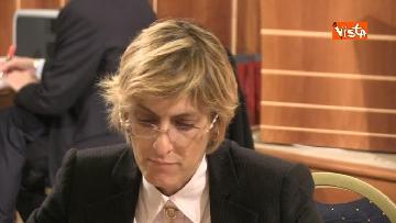6 - Primo giorno per Giulia Bongiorno, da avvocato a senatrice della Lega