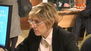 2 - Primo giorno per Giulia Bongiorno, da avvocato a senatrice della Lega