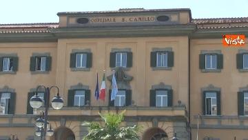 6 - Napolitano ricoverato, il bollettino medico del Dottor Musumeci