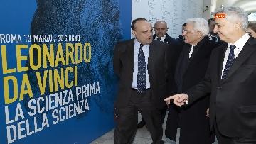 2 - Mattarella all'inaugurazione della mostra