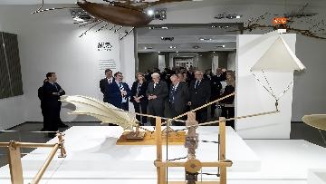 6 - Mattarella all'inaugurazione della mostra