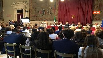 1 - Women in Politics, il convegno a Montecitorio con Casellati, Carfagna, Morris e Bonino immagini