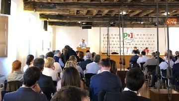 2 - Zingaretti interviene alla direzione del Pd al Nazareno